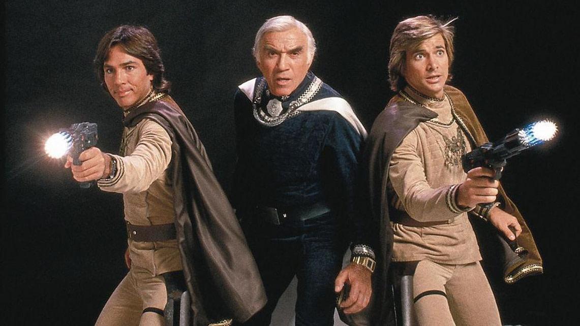Звездный Крейсер Галактика 1978 год