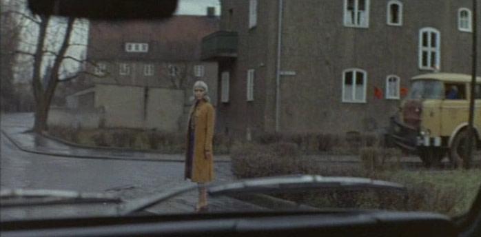 """Один из самых романтичных моментов, фильм """"Молчание доктора Ивенса"""", 1973 г."""