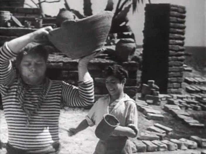 Строительство (Таинственный остров, 1941 г.)