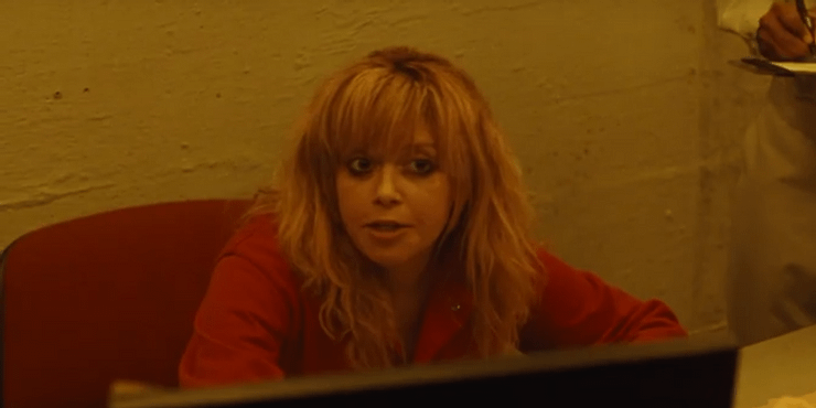 """К звездам"" (Ad Astra, 2019) кадр из фильма"
