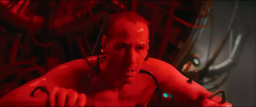 """""""Матрица 4"""", кадр из трейлера"""