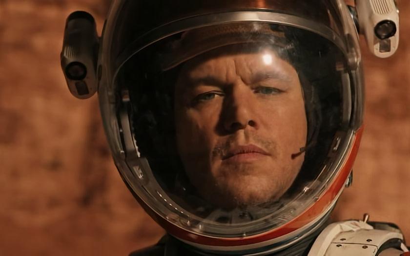 "Кадр из фильма ""Марсианин"", 2015 г."