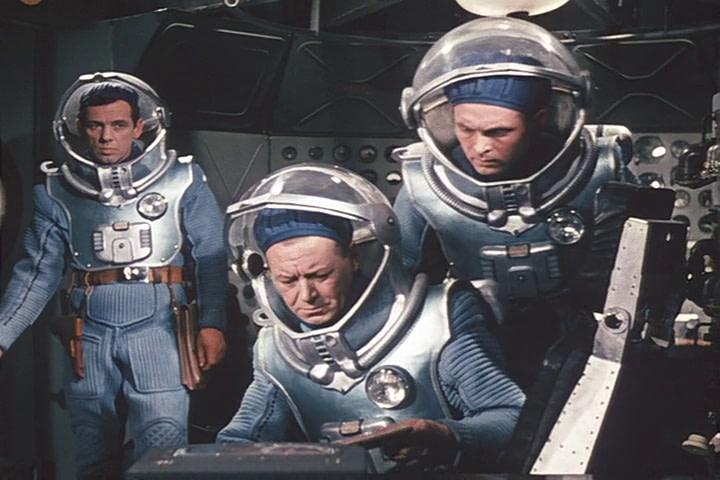 """Фильм """"Планета Бурь"""", 1961 г."""
