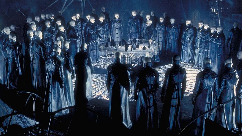 Темный Город, 1998 г.